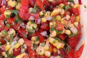 Corn And Black Bean Summer Salad